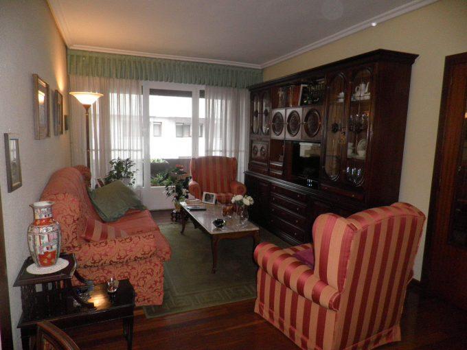Foto del salón del piso en el centro a la venta en Trivinsa inmobiliaria
