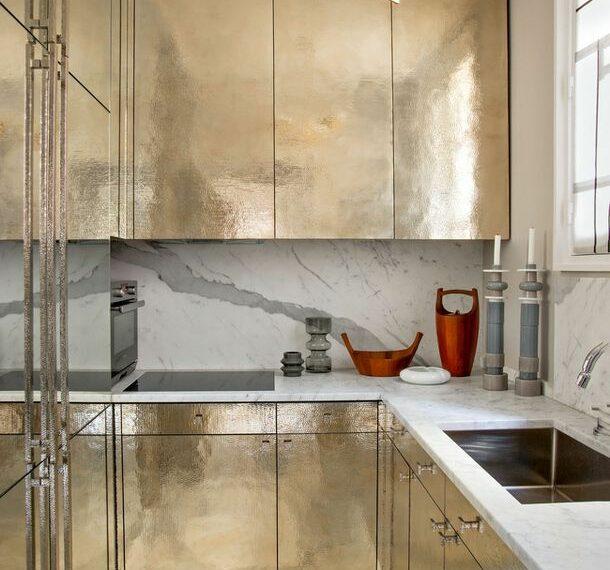 Amueblar cocinas peque as trivinsa inmobiliarias - Amueblar cocinas pequenas ...