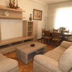 Foto del salón del piso en El Pilar a la venta en Trivinsa inmobiliaria
