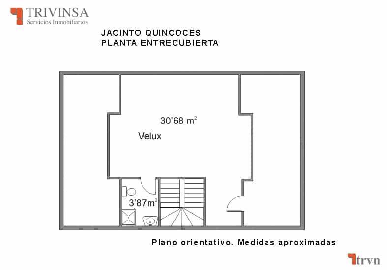 C03530-COTAS ENTRECUBIERTA
