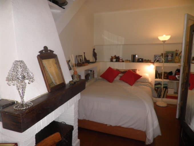 Foto del dormitorio del piso en el casco viejo a la venta en Trivinsa inmobiliaria