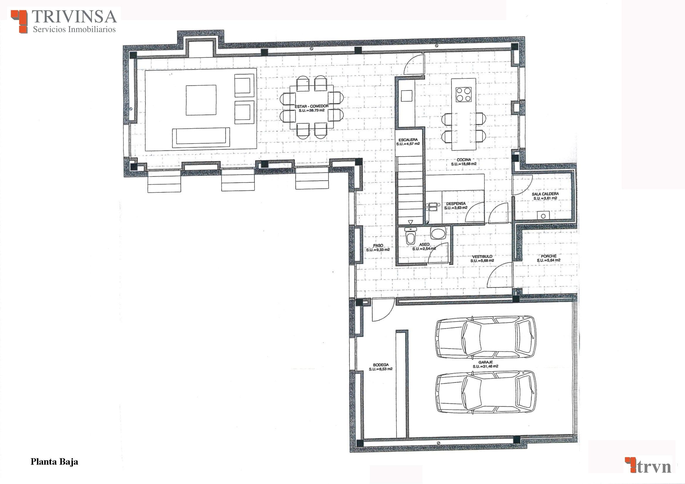 C03533-COTAS PLANTA BAJA