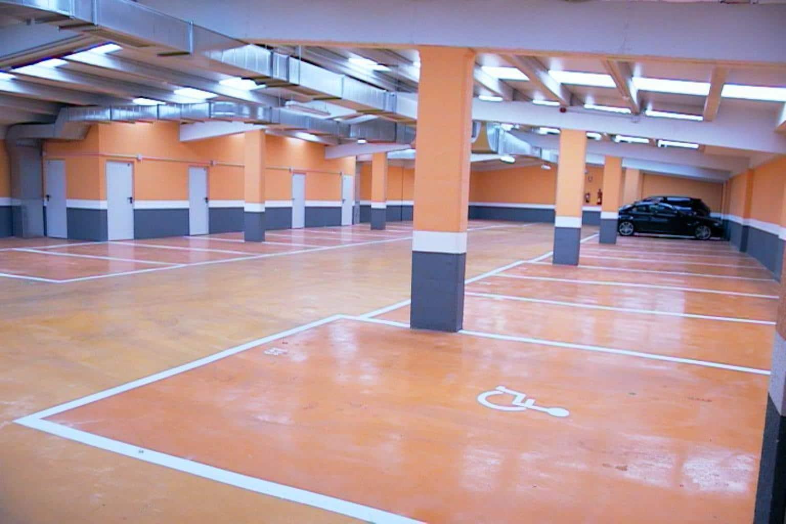Garaje Ortiz de Zárate