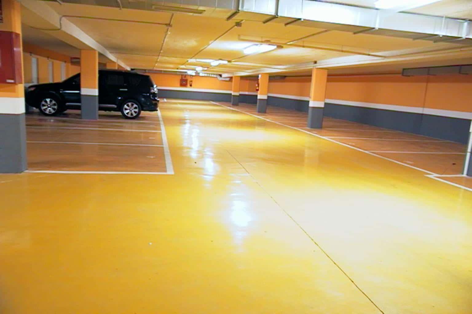 Garajes Ortiz de Zárate