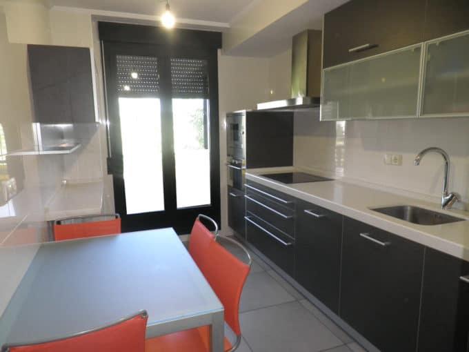 Foto de la cocina del piso en Salburua a la venta en Trivinsa inmobiliaria